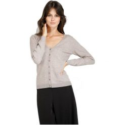 William De Faye Sweter Damski M Beżowy. Brązowe swetry klasyczne damskie William de Faye, l, z kaszmiru. Za 189,00 zł.
