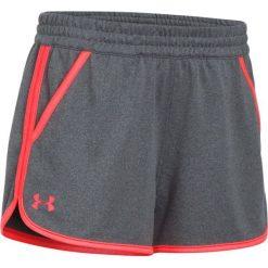 Odzież sportowa męska: Under Armour Spodenki damskie Tech Short 2.0 szaro-czerwone r. XS (1299097-094)