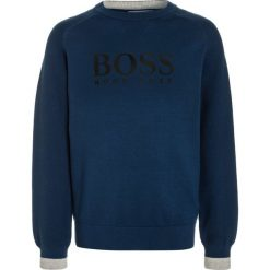 Swetry chłopięce: BOSS Kidswear Sweter schieferblau