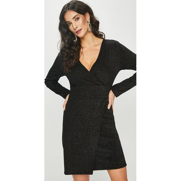 549f52dd6f Sukienki damskie koktajlowe marki ANSWEAR - Kolekcja zima 2019 - myBaze.com