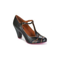 Czółenka Cristofoli  175313/1. Czarne buty ślubne damskie Cristofoli. Za 602,10 zł.