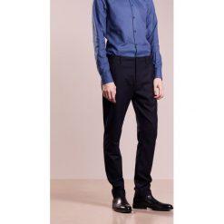 Chinosy męskie: YMC You Must Create DÉJÀ VU TROUSER Spodnie materiałowe navy