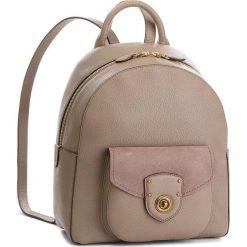 Plecak LAUREN RALPH LAUREN - Millbrook 431710886001  Taupe. Szare plecaki damskie Lauren Ralph Lauren, ze skóry, eleganckie. W wyprzedaży za 1099,00 zł.