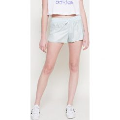 Adidas Originals - Szorty. Brązowe spodenki sportowe męskie marki adidas Originals, z bawełny. W wyprzedaży za 79,90 zł.