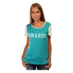Bluzki sportowe damskie: Roxy Koszulka Sportowa Cutback Tee J Dark Jade Xs