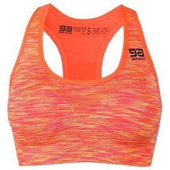 Biustonosze sportowe: GATTA Biustonosz Sport Bra GA 0S Orange Melange r. S