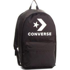 Plecak CONVERSE - 10007031-A01  001. Czarne plecaki damskie Converse, z materiału. W wyprzedaży za 129,00 zł.