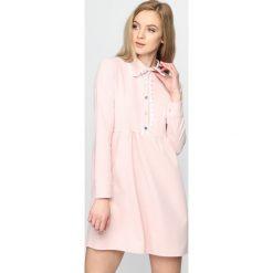 Różowa Sukienka Holiday. Czerwone sukienki mini Born2be, s. Za 49,99 zł.