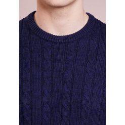 Swetry klasyczne męskie: Bogner HOWARD Sweter marine
