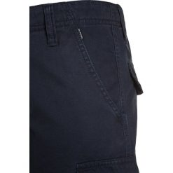 Billabong ALL DAY  Bojówki navy. Niebieskie spodnie chłopięce Billabong, z bawełny. Za 209,00 zł.