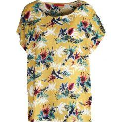 Żółta Bluzka Broken Arrow. Żółte bluzki damskie marki Mohito, l, z dzianiny. Za 19,99 zł.