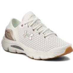 Buty UNDER ARMOUR - Ua W Speedform Intake 2 3000290-102 Wht. Fioletowe buty do biegania damskie marki KALENJI, z gumy. W wyprzedaży za 299,00 zł.