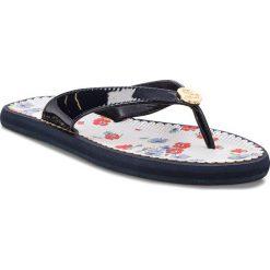 Chodaki damskie: Japonki LAUREN RALPH LAUREN - Raia 802699790003 Navy