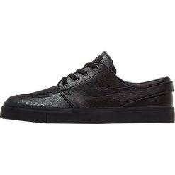 Nike SB ZOOM STEFAN JANOSKI L Tenisówki i Trampki black/anthracite. Czarne trampki męskie Nike SB, z materiału. W wyprzedaży za 251,30 zł.