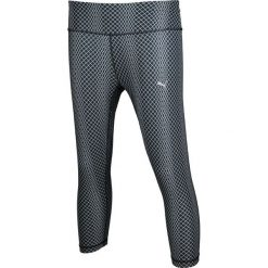 Spodnie sportowe damskie: Puma Spodnie damskie  3/4 All Eyes On Me szary r. XS (514489 25)