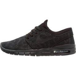 Nike SB STEFAN JANOSKI MAX Tenisówki i Trampki black/anthracite. Czarne trampki męskie Nike SB, z materiału. W wyprzedaży za 399,20 zł.