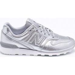 New Balance - Buty WR996SRS. Szare buty sportowe damskie New Balance, z materiału. W wyprzedaży za 319,90 zł.