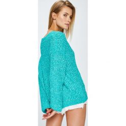 Swetry oversize damskie: Pepe Jeans - Sweter Oli