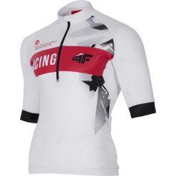 Odzież rowerowa męska: Koszulka rowerowa męska RKM150 – biały