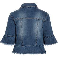 S.Oliver RED LABEL Kurtka jeansowa blue denim. Niebieskie kurtki chłopięce marki s.Oliver RED LABEL, z bawełny. W wyprzedaży za 143,10 zł.