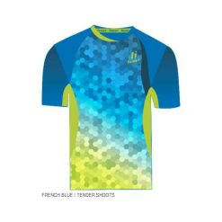 T-shirty chłopięce: Huari Koszulka dziecięca CROKE KIDS T-SHIRT niebieska r. 134 cm