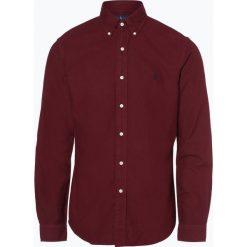 Koszule męskie na spinki: Polo Ralph Lauren - Koszula męska, czerwony