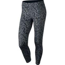 Nike Legginsy Pronto Essential Crop grafitowy r. L (777168 065). Szare legginsy sportowe damskie marki Nike, l. Za 179,00 zł.