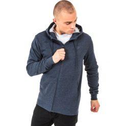 Bluzy męskie: 4f Bluza męska z kapturem H4L18-BLM003 granatowa r. 2XL