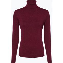 Brookshire - Sweter damski, czerwony. Czarne golfy damskie marki brookshire, m, w paski, z dżerseju. Za 179,95 zł.