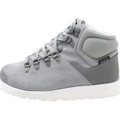 Luhta LIEGE  Buty trekkingowe smoky grey. Szare buty zimowe damskie Luhta, z materiału. W wyprzedaży za 208,45 zł.
