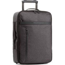 Mała Materiałowa Walizka PORSCHE DESIGN - 4090002562  Dark Grey 802. Szare plecaki męskie Porsche Design, z materiału. W wyprzedaży za 989,00 zł.