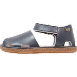 Camper MIKO SANDAL Sandały dark blue. Niebieskie sandały chłopięce Camper, z materiału. Za 229,00 zł.