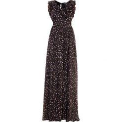 Długie sukienki: Rebecca Minkoff BRISTA Długa sukienka black