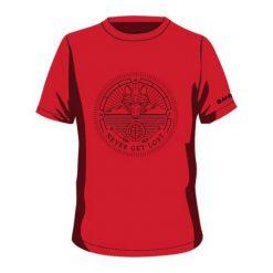 Hi-tec Koszulka Męska Canid High Red r. XL. Czerwone koszulki sportowe męskie Hi-tec, m. Za 35,24 zł.