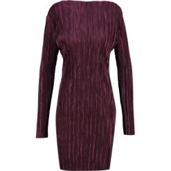 Sukienki: Missguided Sukienka etui plum