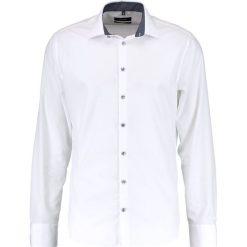 Koszule męskie na spinki: Seidensticker TAILORED KENT PATCH Koszula biznesowa weiss
