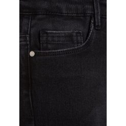 Chinosy chłopięce: LMTD NLFRINE PANT Jeansy Slim Fit black denim