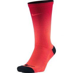 Skarpetogetry piłkarskie: Nike Skarpety piłkraskie Nike Grip Strike LTWT Crew kolor czerwony r. 38-42 (SX5737 903)