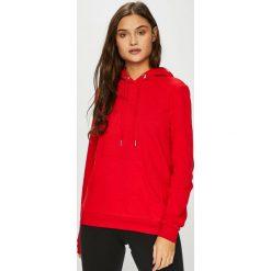 Noisy May - Bluza. Czerwone bluzy z kapturem damskie marki Noisy May, m, z bawełny. Za 129,90 zł.