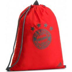 Plecak adidas - Fcb Gb DI0233  Red/Utiivy. Czerwone plecaki męskie Adidas, z materiału, sportowe. Za 69,95 zł.