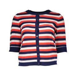 Swetry klasyczne damskie: Sweter ze wzorem