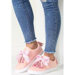 Różowe Buty Sportowe Beautifull Dream. Białe buty sportowe damskie marki vices. Za 59,99 zł.