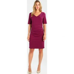 Sukienki hiszpanki: Kaffe SARA Sukienka z dżerseju magenta plum
