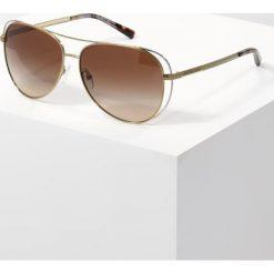 Okulary przeciwsłoneczne damskie: Michael Kors Okulary przeciwsłoneczne gold