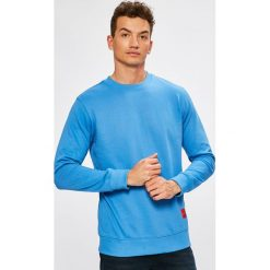 Calvin Klein Jeans - Bluza. Szare bluzy męskie rozpinane Calvin Klein Jeans, m, z bawełny. Za 359,90 zł.