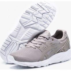 Asics Tiger - Buty Gel-Kayano Trainer Evo. Szare buty sportowe damskie marki adidas Originals, z gumy. W wyprzedaży za 239,90 zł.