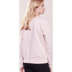 Bluzy rozpinane damskie: CLOSED CREWNECK Bluza peachskin