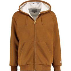 Swetry damskie: Carhartt WIP Bluza rozpinana hamilton brown