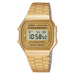 Zegarki damskie: Zegarek unisex Casio Standard Digital A168WG-9EF