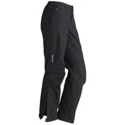 Marmot Damskie Spodnie Wm's Minimalist Pant Black L. Czarne bryczesy damskie Marmot, l, z gore-texu, wspinaczkowe. Za 735,00 zł.